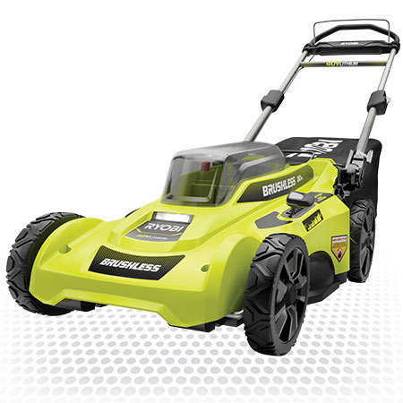 40V Brushless Self-Propelled Mower